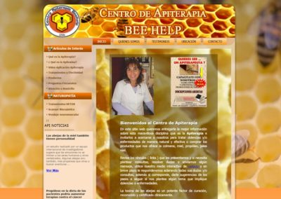 Centrodeapiterapia.cl