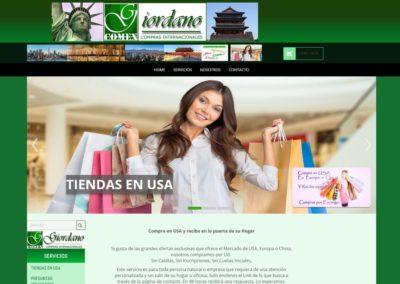 Giordanocomex.com