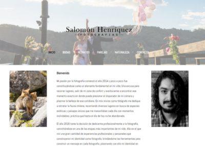 Salomonhenriquez.cl