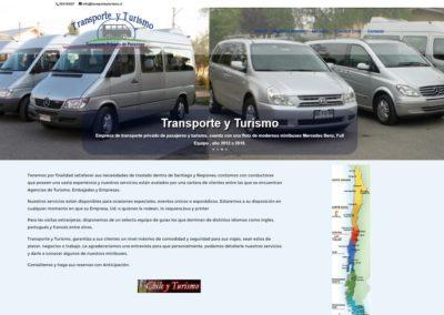 Transporteyturismo.cl