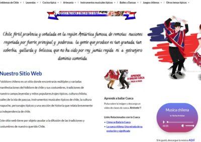 Folcklorechileno.com