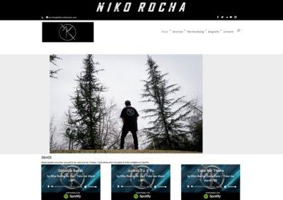Nikorochamusic.com